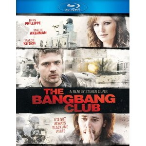Bang Bang Club Blu-ray