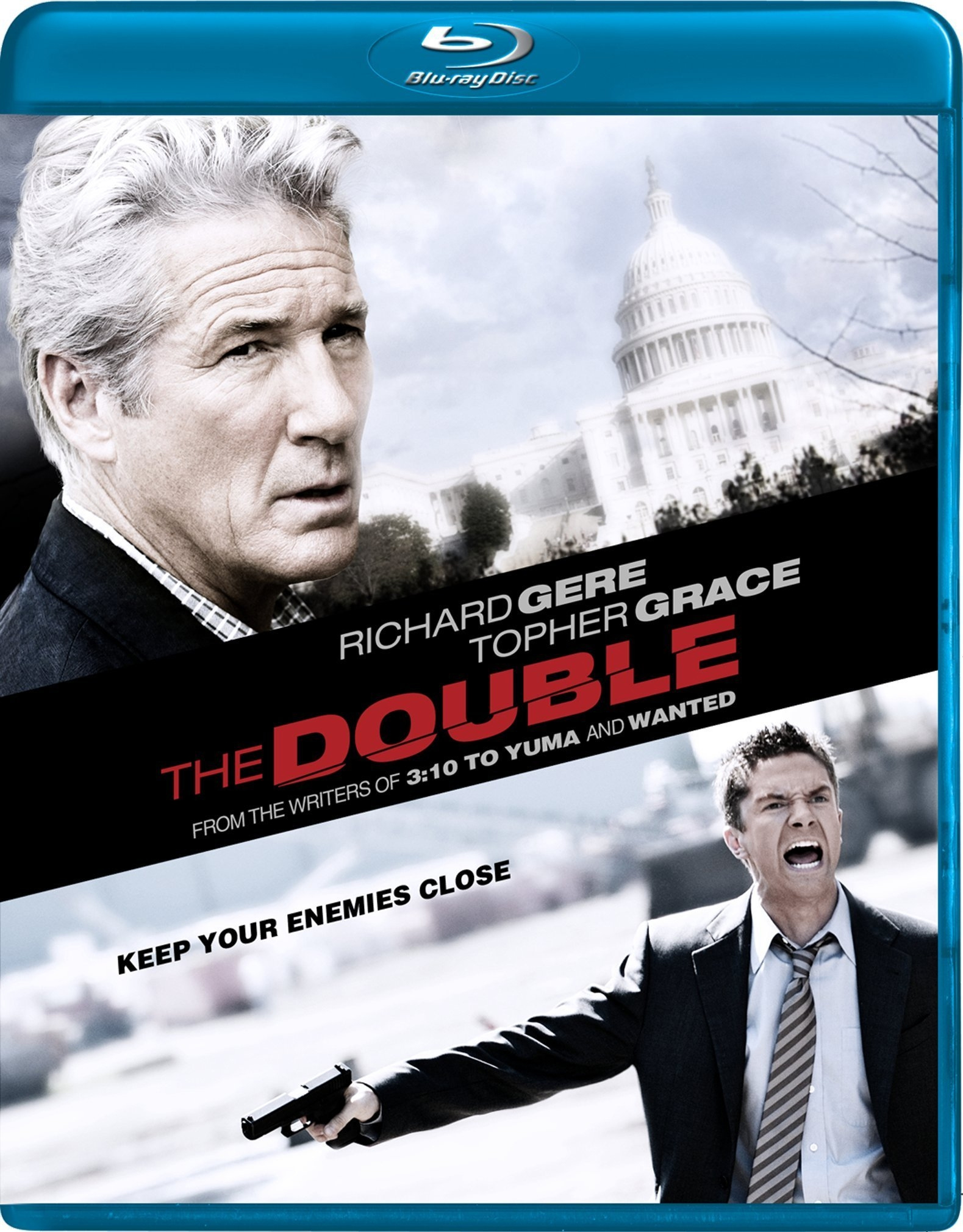 The Double Blu-ray Box Art