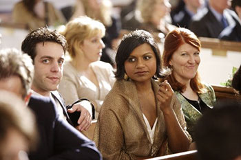 Mindy Kaling and BJ Novak returning for The Office finale