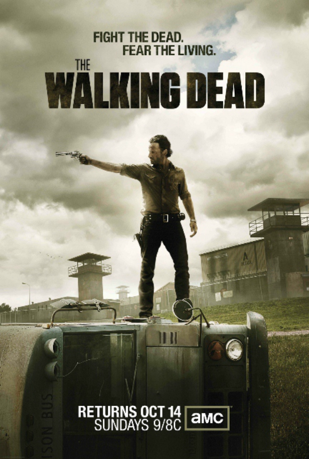 The Walking Dead Poster Season 3