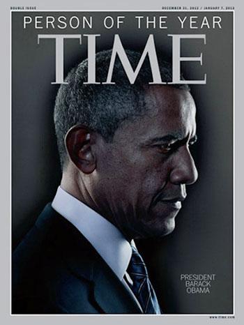 Time: Barack Obama