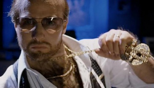 Tom Cruise as Les Grossman in Tropic Thunder