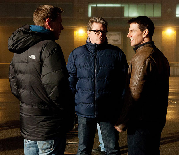 Jack Reacher Tom Cruise Chris McQuarrie