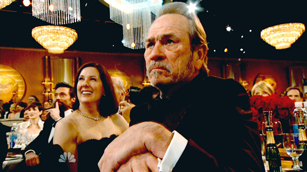 Golden Globes Tommy Lee Jones