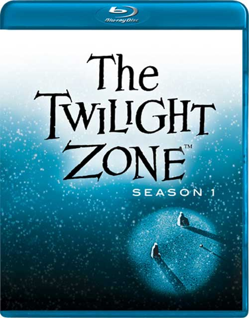 The Twilight Zone Seaon 1 Blu-ray