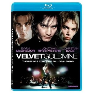 Velvet Godmine Bluray