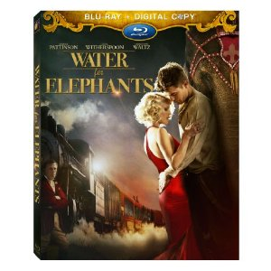 Water For Elephants Blu