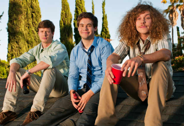 Workaholics renewed