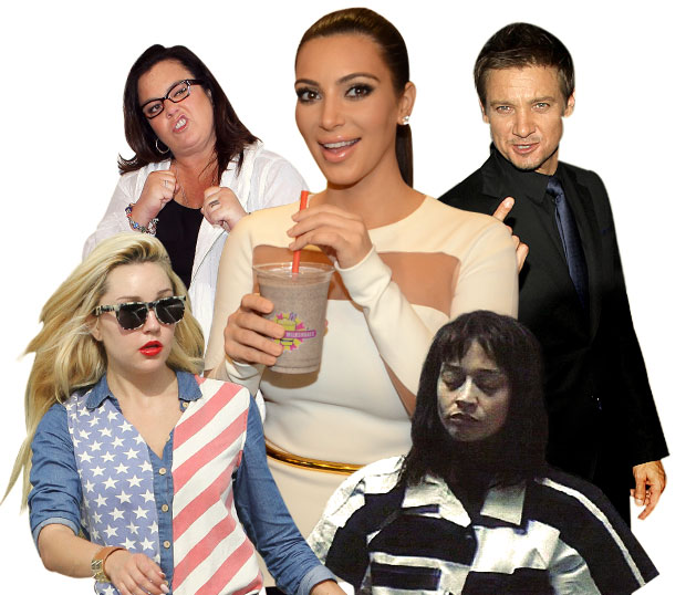 Kim Kardashian, Celebs Who Wore Out Their Welcomes