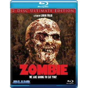 Zombie Bluray