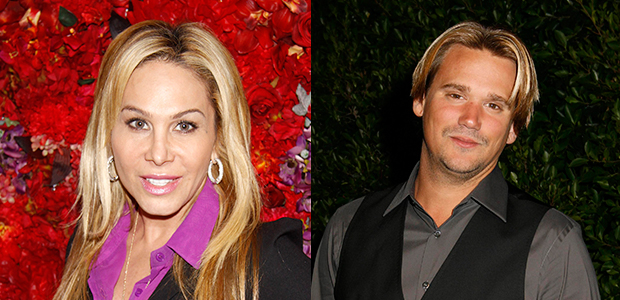 Adrienne Maloof dating Sean Stewart