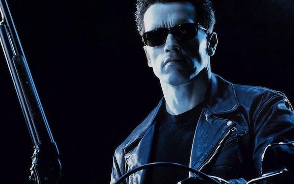 Arnold Schwarzenegger T2