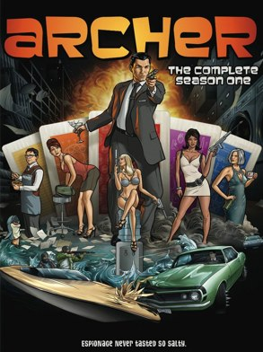 Archer Bluray
