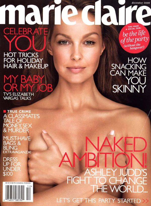 Ashley judd marie claire