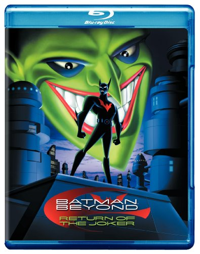 Batman Beyond Blu-ray