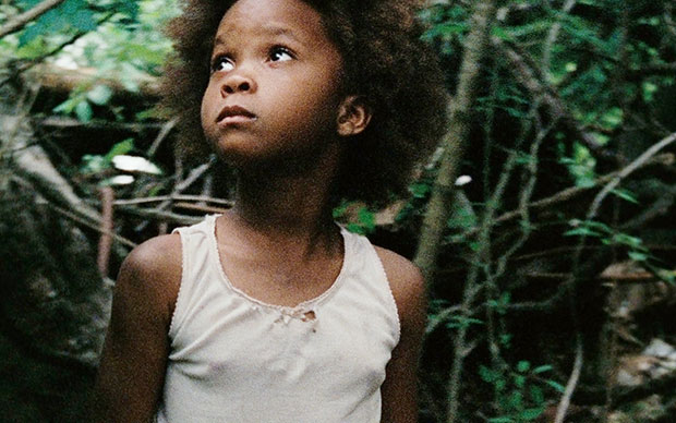 quvenzhane wallis in beasts of the souther wild