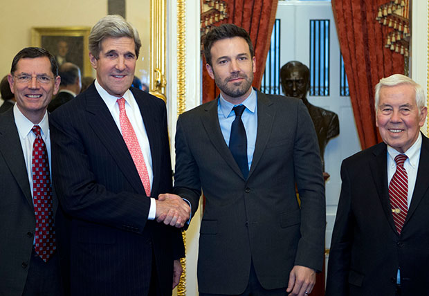 Ben Affleck John Kerry