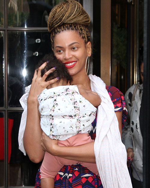 Beyonce Blue Ivy Birthday