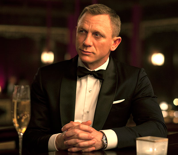 James Bond Oscar Tribute