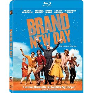Brand New Day Bluray