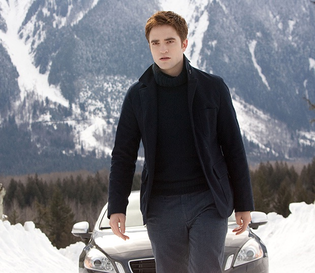 Breaking Dawn Part 2 - Robert Pattinson