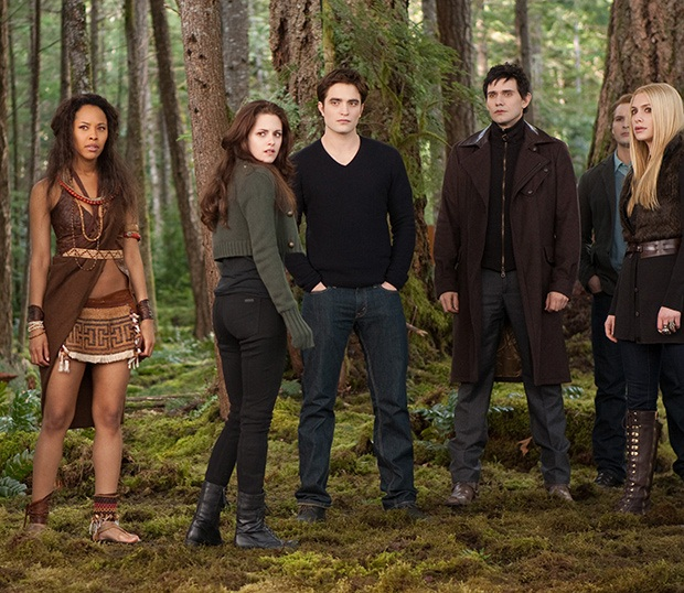 Breaking Dawn Part 2 Cast