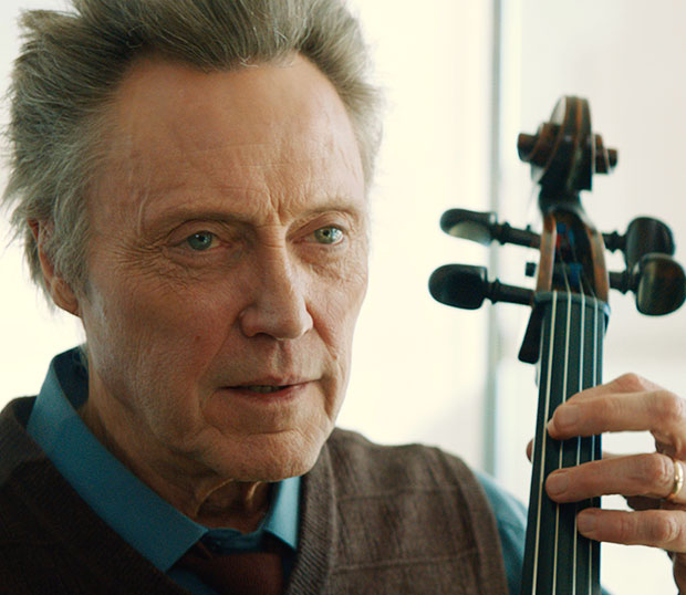 Christopher Walken in 'A Late Quartet'
