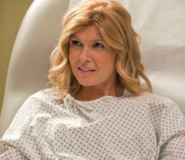 Connie Britton on 'American Horror Story''