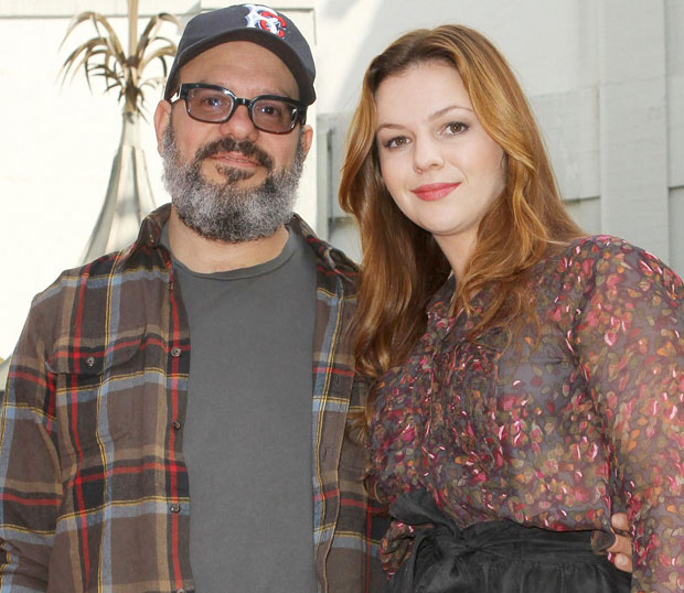 Amber Tamblyn, David Cross married