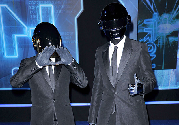 Daft Punk new album
