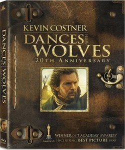 Dances With Wolves 20th Anniversary Blu-ray