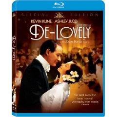 De-Lovely Blu-ray
