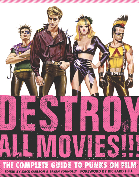 Destroy All Movies Book