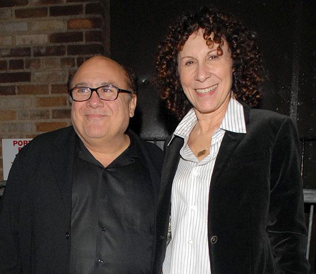 Danny DeVito Rhea Perlman