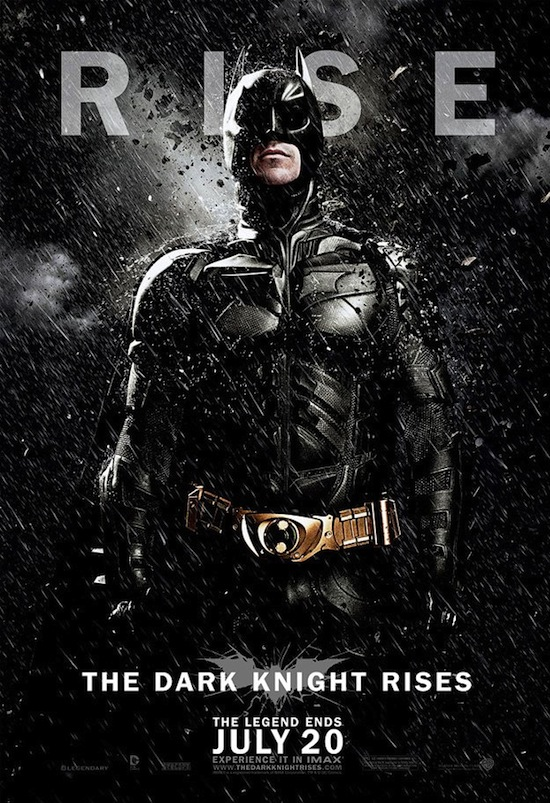 Dark Knight Rises Featurette