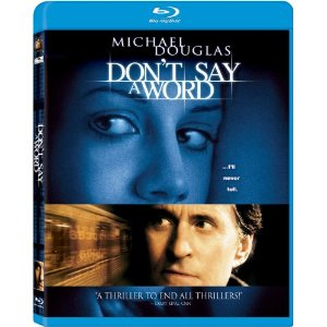 Dont Say a Word Bluray