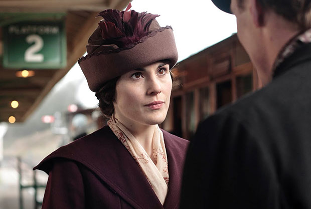downton abbey lady mary new suitor