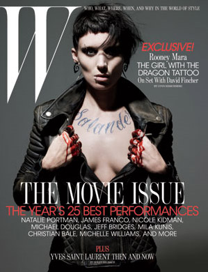 Lisbeth Sanders Girl With The Dragon Tattoo Fincher 2011