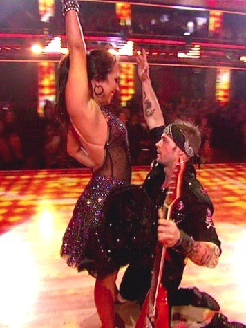 dancing with the stars rock week william levy