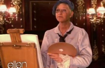 Ellen Titanic Parody