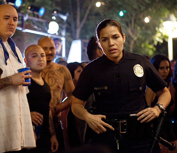 america ferrera end of watch