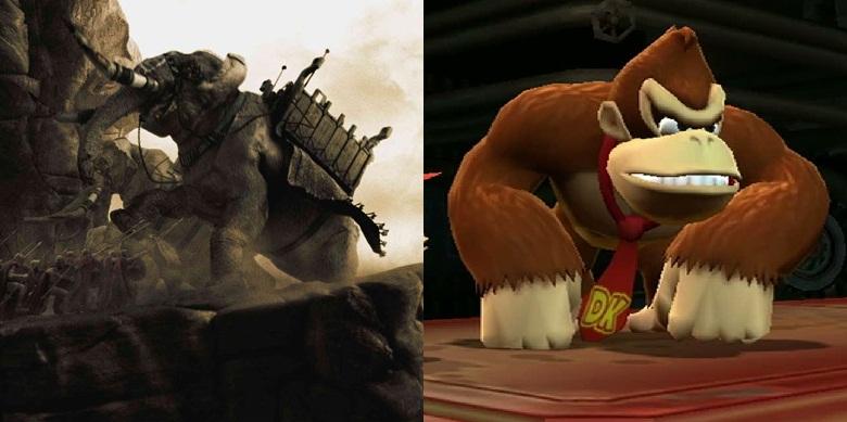300, Donkey Kong