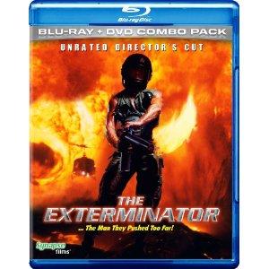 Exterminator Bluray