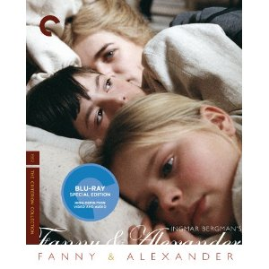 Fanny and Alexander Bluray