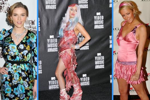 Celebrity Fashion Nightmares