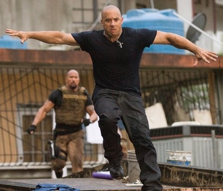 Fast Five new image