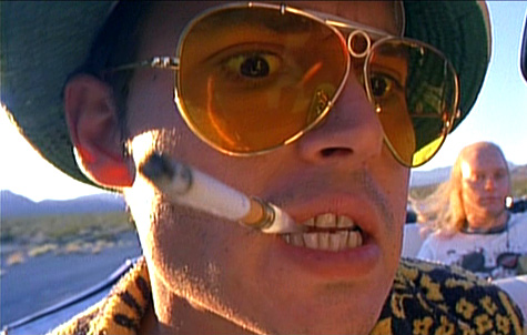 Fear and Loathing In Las Vegas, Johnny Depp