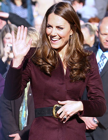 Kate Middleton's Fetus Has a Twitter