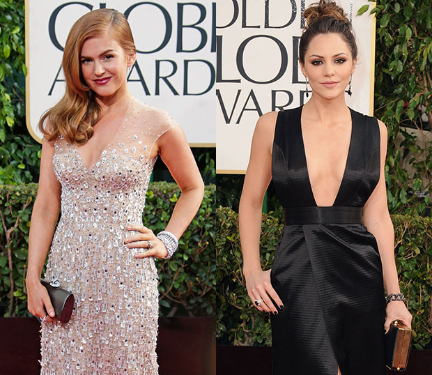 golden globe dresses