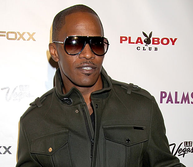 Jamie Foxx NAACP Awards